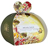 Briar Rose Guest Soap 2oz Soap By The English Soap Company