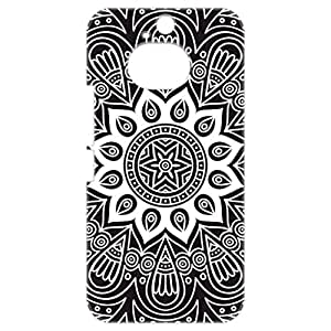 a AND b Designer Printed Mobile Back Cover / Back Case For HTC One M9 Plus (HTC_M9Plus_3D_1944)