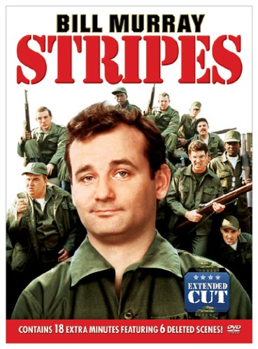 Cover art for  Stripes (Extended Cut)