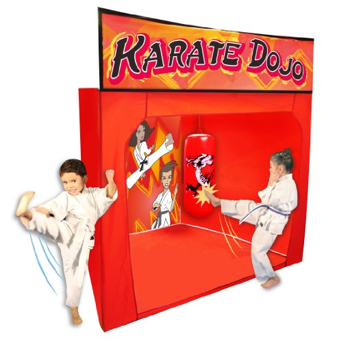 Karate Dojo: Playroom Hanging Inflatable Kick Bag front-150791