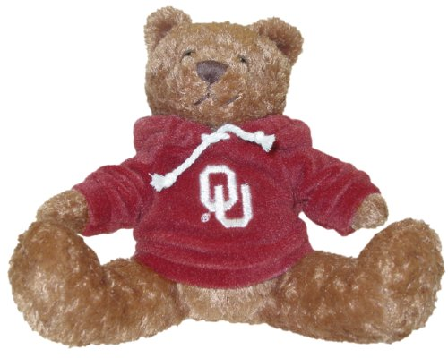 NCAA Oklahoma Sooners Hoodie Bear