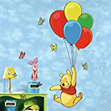 Winnie the Pooh - Juego de pegatinas (RMK1499GM)