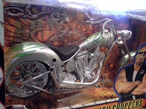 Orange County Choppers 1:6 Scale Replica Motorcycle by Iron Legends (1 6 Scale Chopper compare prices)