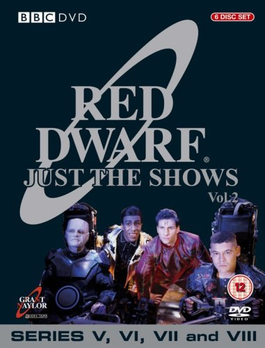 Red Dwarf - Just The Shows : Complete BBC Series