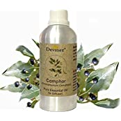 Devinez Camphor Essential Oil For Electric Diffusers/ Tealight Diffusers/ Reed Diffusers, 250ml
