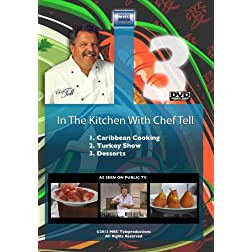 Chef Tell DVD 3