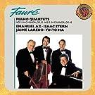 Faure:Piano Quartets 1&2