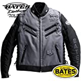 BATES ベイツ ナイロンジャケット BJ-NA1453TT GRAY/L