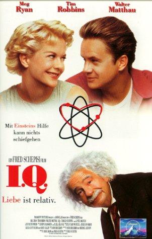 I.Q. [VHS]