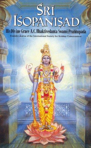 Sri Isopanisad Pb, Swami Prabhupada