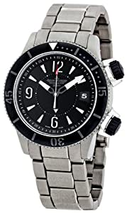 Jaeger LeCoultre Master Compressor Diving Alarm Navy Seals Mens Watch Q183T170 from designer Jaeger Lecoultre