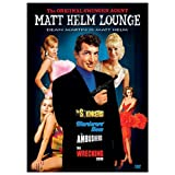 Matt Helm Lounge: The Silencers / Murderers Row / The Ambushers / The Wrecking Crew ~ Dean Martin