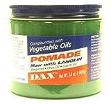 Dax Pomade (Bergamot) 14 oz. Jar (Pack of 8) by DAX