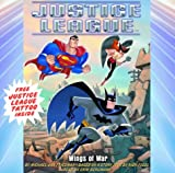 img - for Justice League #3: Wings of War (Justice League (Bantam Audio)) book / textbook / text book