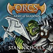 Orcs: Army of Shadows | Stan Nicholls