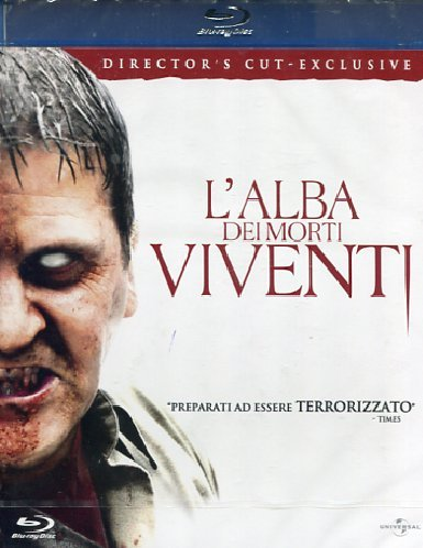 L'alba dei morti viventi [Blu-ray] [IT Import]
