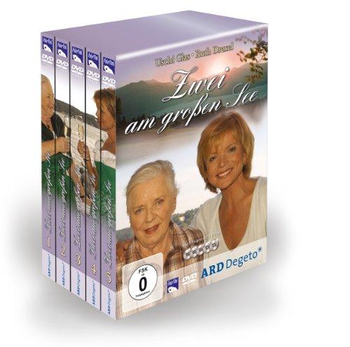 Zwei am großen See [5 DVDs]