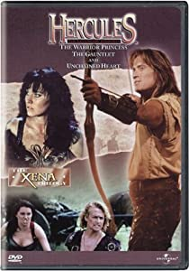 Hercules: The Legendary Journeys (The Xena Trilogy: The Warrior Princess / The Gauntlet / Unchained Heart)