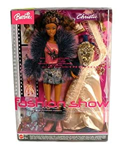 Barbie Fashion Show Doll BARBIE DOLL Christie
