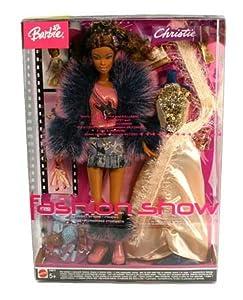 Barbie Fashion Show Doll BARBIE DOLL Christie