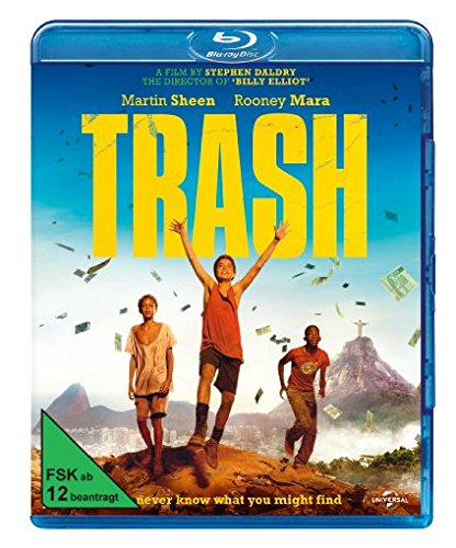 Trash (inkl. Digital Ultraviolet) [Blu-ray]