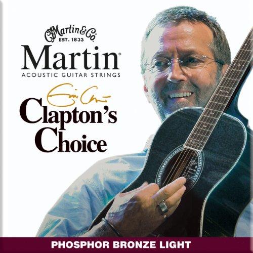 Martin MEC12 Clapton's Choice Phosphor Bronze