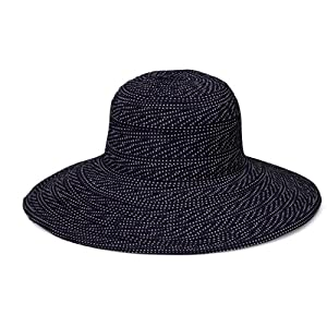 Wallaroo Hat Company Scrunchie Black