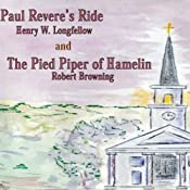 Paul Revere's Ride and The Pied Piper of Hamlin | [Henry Wadsworth Longfellow]