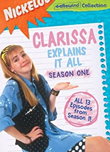 Clarissa Explains It All: Season 1