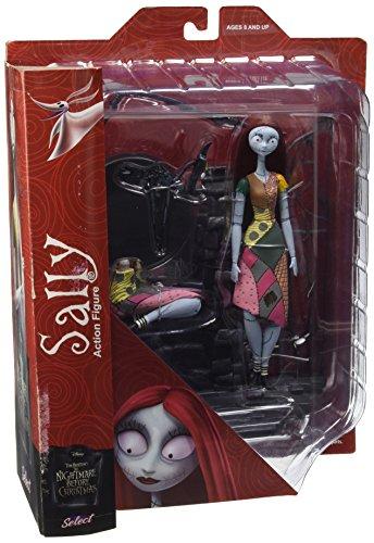 Nightmare Before Christmas Select Sally Action Figure