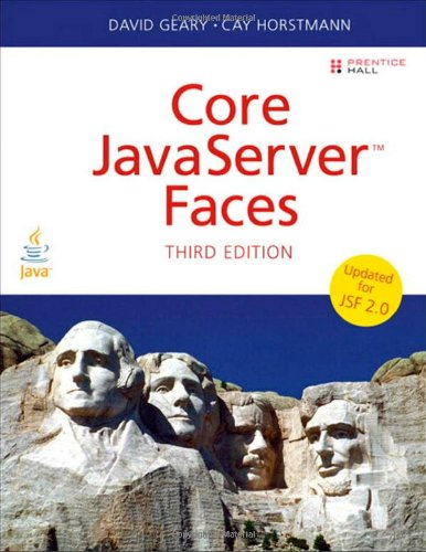 Core JavaServer Faces  0137012896 pdf