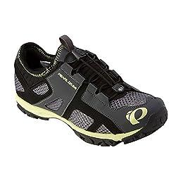 Pearl Izumi - Ride Womens W X-ALP Drift III Cycling Shoe,Shadow Grey/Black,36 EU/5.2 D US