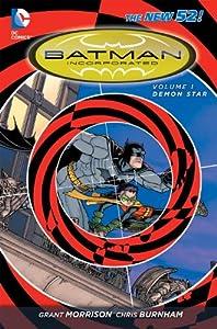 Batman Incorporated Vol 1 Demon Star The 52 at Gotham City Store