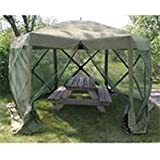 Clam 1660 Mag 12 x12 Hub Screen Canopy