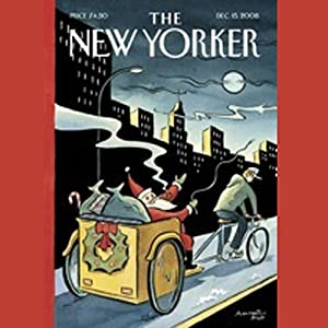 The New Yorker, December 15th, 2008 (David Samuels, Malcolm Gladwell, Larry Doyle) | [The New Yorker]