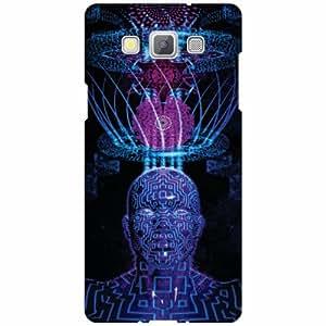 Samsung Galaxy A5 Back Cover - Silicon Meditate Designer Cases