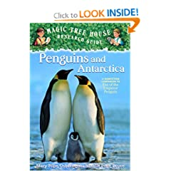 Penguins and Antarctica (Magic Tree House Rsrch Gdes(R))