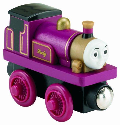 Fisher-Price Thomas Wooden Railway Lady Engine