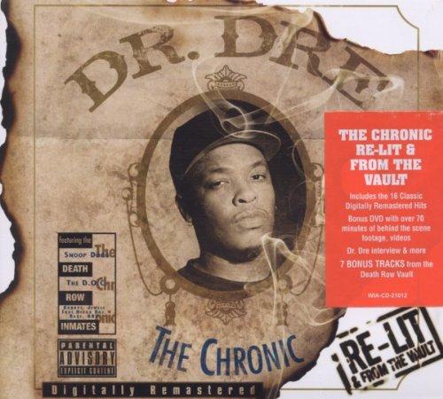 Dr. Dre - The Chronic: Re-Lit & From The Vault - Zortam Music