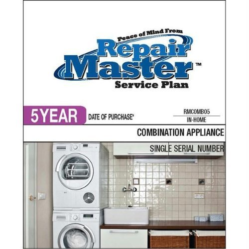 Repair Master 5-Yr Date Of Purchase Combo Appl Plan