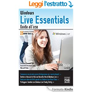 Windows Live Essentials - Guida all'uso