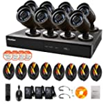 LaView 16 Channel Complete 960H Secur...