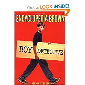 Encyclopedia Brown Boy Detective (Encyclopedia Brown #1)