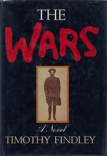 a literary analysis of the wars by tiomothy findley Literary fiction 44 out of 5 stars 44 out for a more in depth analysis, check out yourwords dot ca timothy findley's the wars is an achievement that goes far beyond words the captivitating, thrilling.