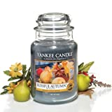 Yankee Candle Large Blissful Autumn Jar Candle 1249674E