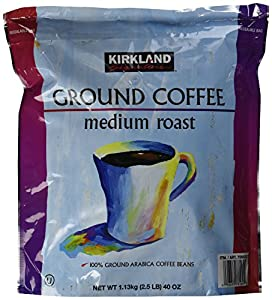 Kirkland Signature Ground Coffee Medium Roast 2.5 lb. from Kirkland Signature