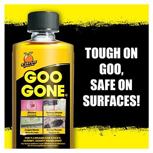 goo gone original cleaner 8 fl oz 809302222376. Black Bedroom Furniture Sets. Home Design Ideas
