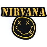 "Aufnäher / Iron on Patch "" Nirvana """