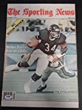 Walter Payton Signed Newspaper Cover Autograph Auto Y03679 - PSA/DNA Certified - Autographed NFL Magazines