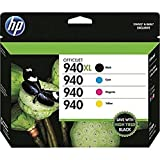 HP 940XL Black Ink Cartridge and